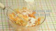 Pyzy marchewkowe z kurczakiem - prosty przepis