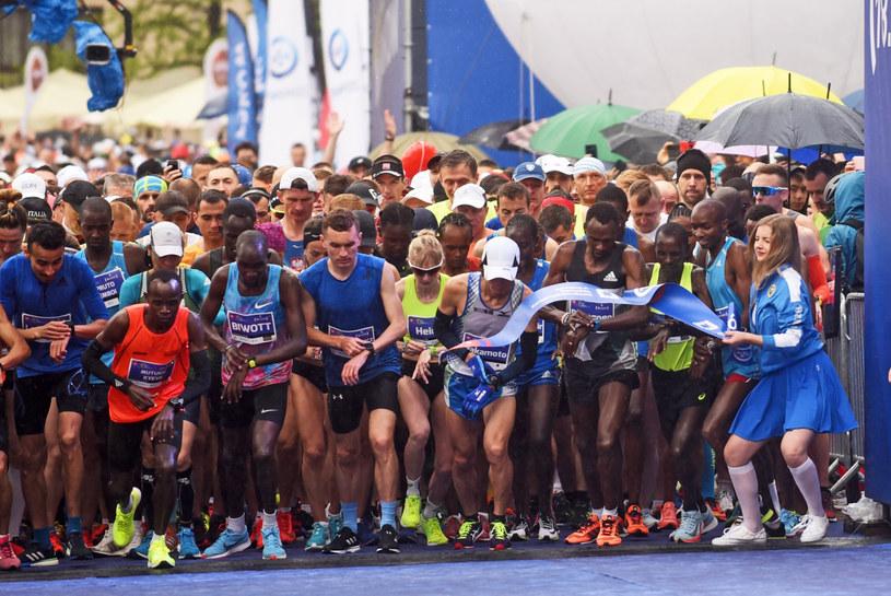 PZU Cracovia Maraton 2019 /Fot. Michał Lasyk /Reporter
