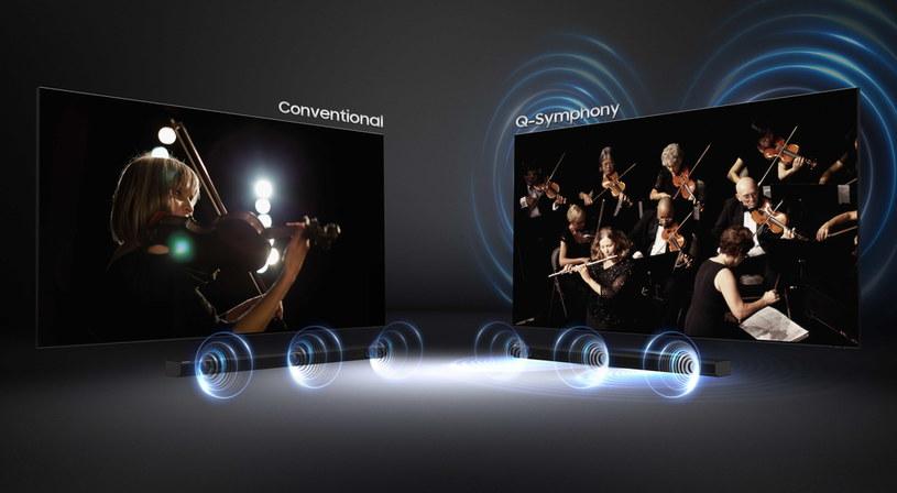 Q-Symphony to jedno z najciekawszych rozwiązań audio ostatnich lat /materiały promocyjne