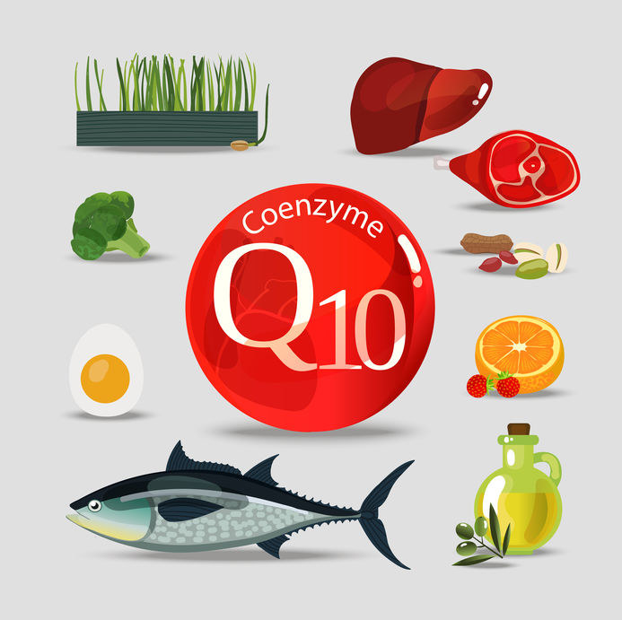 Q10 a dieta /©123RF/PICSEL