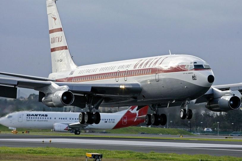 Qantas to australijskie linie narodowe / zdj. ilustracyjne /AFP