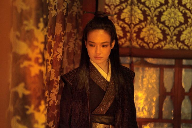"""Qi Shu jako tytułowa """"Zabójczyni"""" /materiały prasowe"""