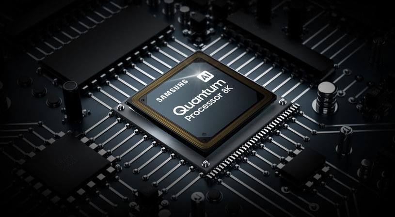 QLED 8K Q950T naszpikowany jest najnowszymi technologiami /materiały promocyjne
