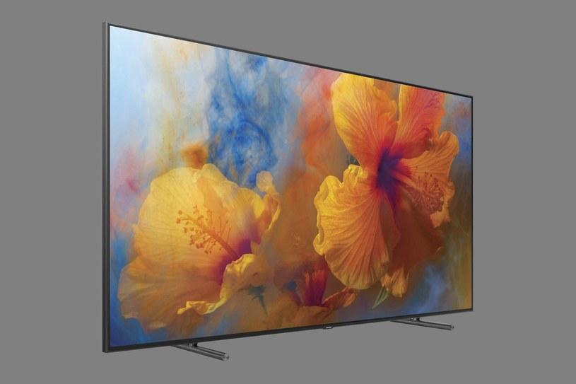 QLED TV Q9F /materiały prasowe