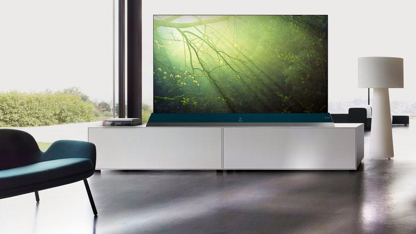 QLED TV X8 /materiały prasowe