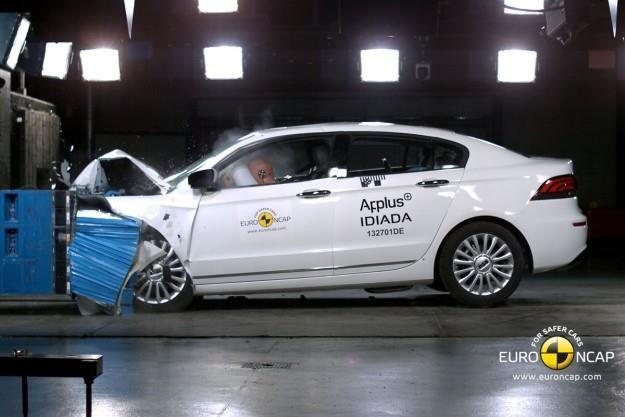 Qoros 3 to bezpieczny samochód /