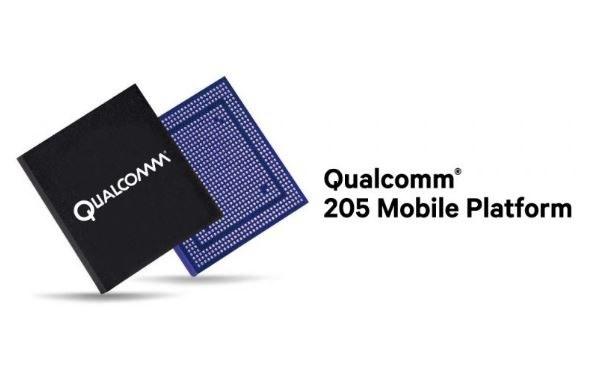 Qualcomm 205 jest przeznaczony dla najtańszych urządzeń /materiały prasowe