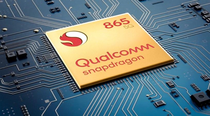 Qualcomm Snapdragon 865 /materiały prasowe