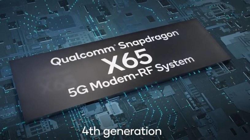 Qualcomm zaprezentował nowy modem 5G /materiały prasowe
