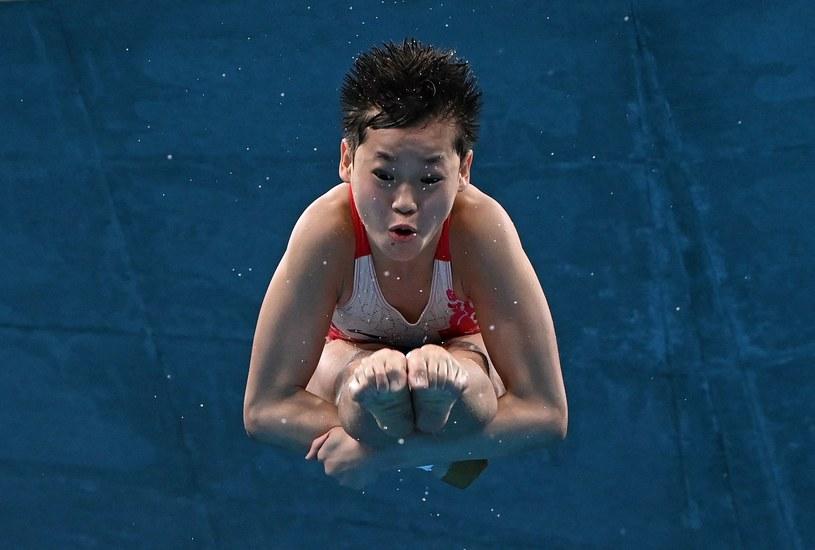 Quan Hongchan /AFP/AFP ATTILA KISBENEDEK/ /AFP