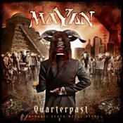 Mayan: -Quarterpast