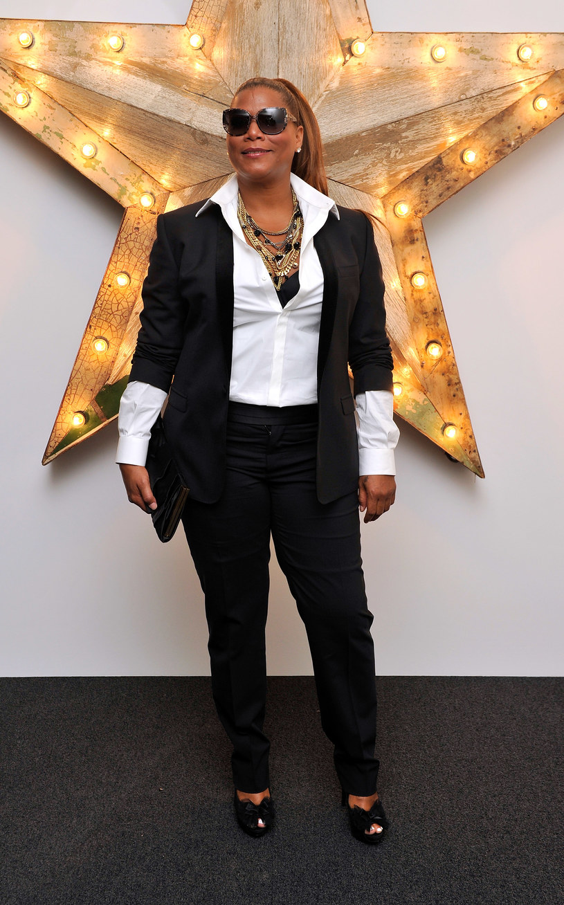 Queen Latifah /Getty Images/Flash Press Media