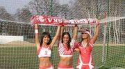 Queens kibicują polskim piłkarzom!