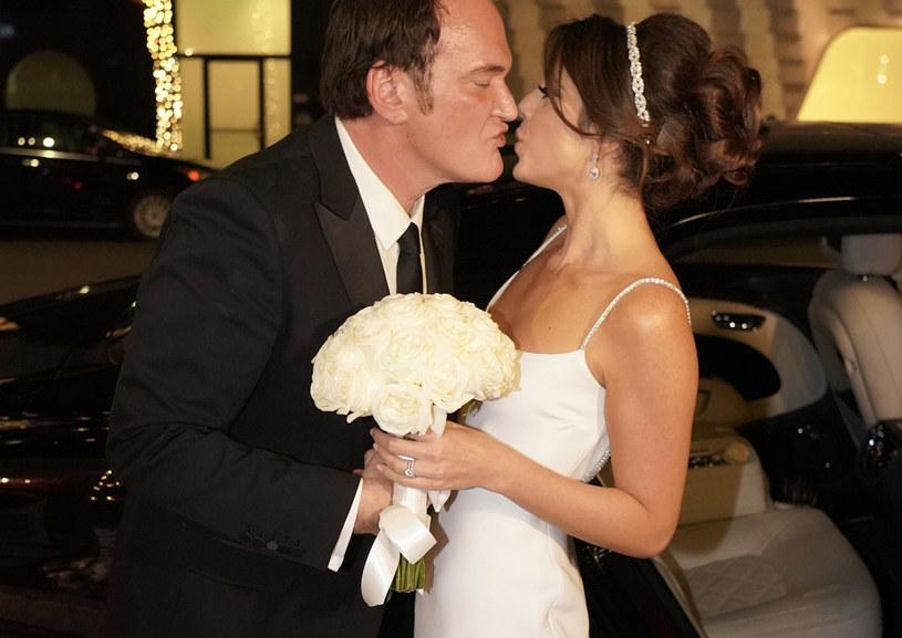 Quentin Tarantino ożenił się! /East News