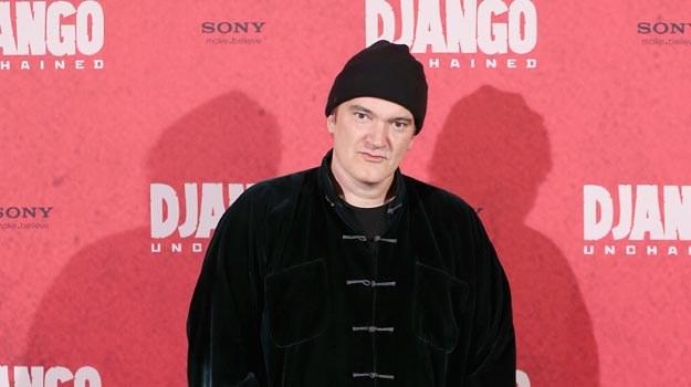 Quentin Tarantino po raz pierwszy w karierze nakręcił western - fot. Sean Gallup /Getty Images/Flash Press Media