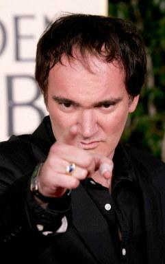Quentin Tarantino tym razem będzie aktorem, nie reżyserem. /AFP