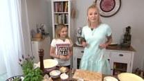 Quiche czy tarta? Daria Ładocha i jej córka Laura gotują na słodko i słono
