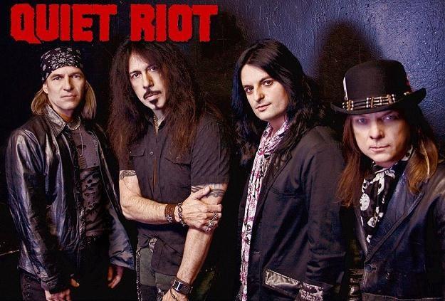 Quiet Riot już w nowym składzie /Oficjalna strona zespołu