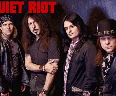 Quiet Riot: Wylali go, gdy był w szpitalu