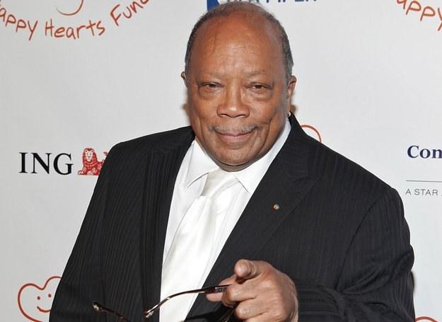 Quincy Jones zaprosił do współpracy plejadę gwiazd czarnych brzmień - fot. Roger Kisby /Getty Images/Flash Press Media