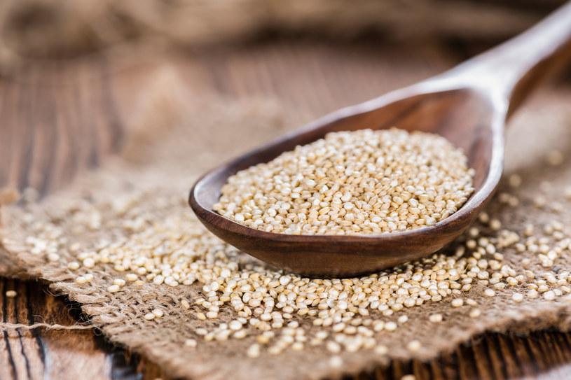 Quinoa to prawdziwa bomba składników odżywczych /123RF/PICSEL