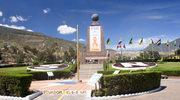 Quito - środek świata