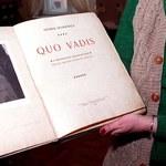 """""""Quo vadis"""" lekturą Narodowego Czytania w 2016 roku"""