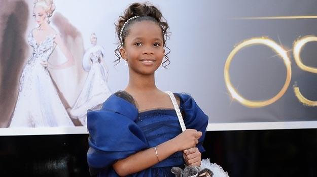 Quvenzhané Wallis czeka kolejne aktorskie wyzwanie - fot. Jason Merrit /Getty Images/Flash Press Media