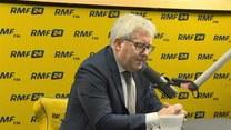 R. Czarnecki: Nie pomogłem synowi w zdobyciu pracy w PGZ