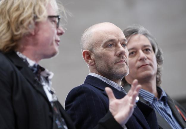 R.E.M. podziękowali fanom za wspólnie spędzone lata /Agencja FORUM