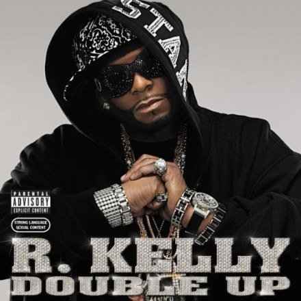 "R. Kelly na okładce ""Double Up"" /"
