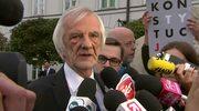 R. Terlecki: Propozycja prezydenta jest ciekawa