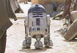"""R2-D2 w filmie """"Mroczne widmo"""" /"""