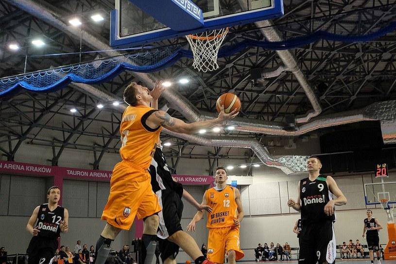 R8 Basket AZS Politechnika Kraków /Fot. Paweł Krawczyk /INTERIA.PL