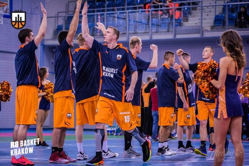 R8 Basket nie przegrało jeszcze meczu w małej hali Tauron Areny Kraków. Czy krakowianie podtrzymają tę passę i sięgną po trofeum? /INTERIA.PL