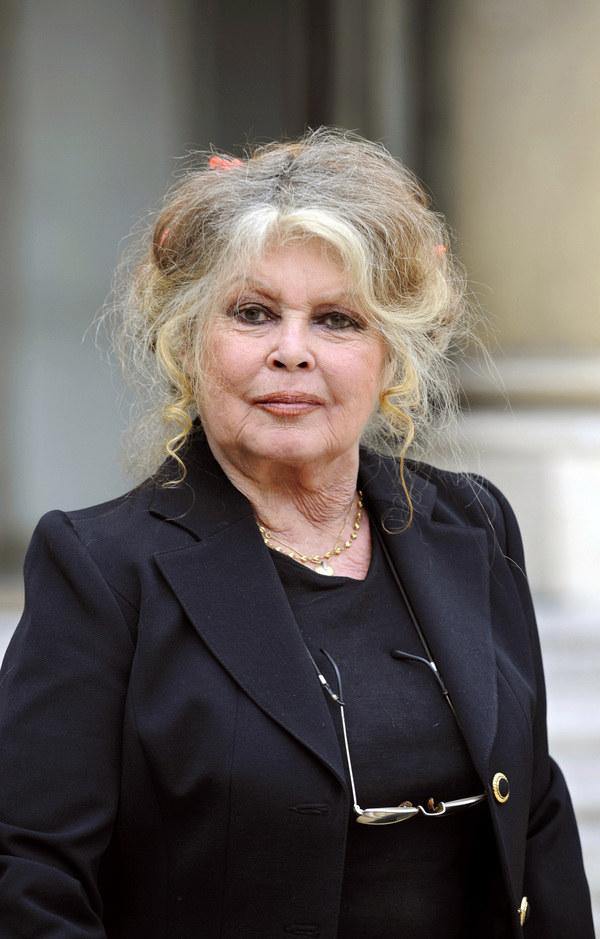 Rabczewska nie chce wyglądać jak Brigitte Bardot  /AFP