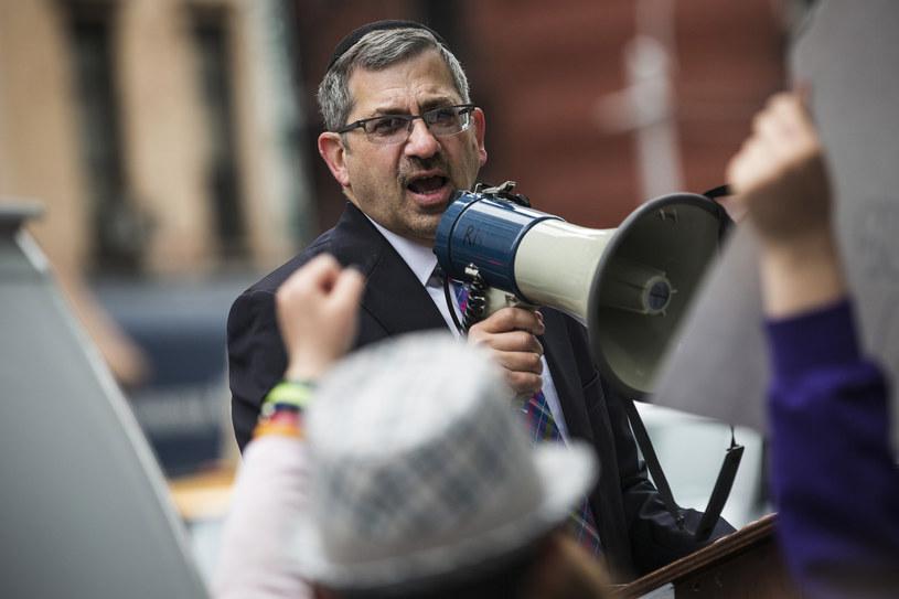 Rabin Zev Friedman /Andrew Burton / GETTY IMAGES NORTH AMERICA / AFP /AFP