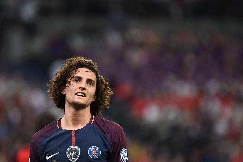 Rabiot pożegnał się z Paryżem w nie najlepszej atmosferze /AFP