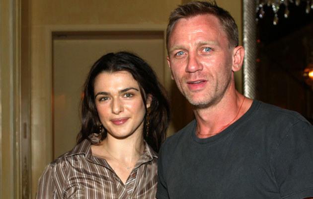 Rachel Weisz i Daniel Craig, fot.  Bowers  /Getty Images/Flash Press Media