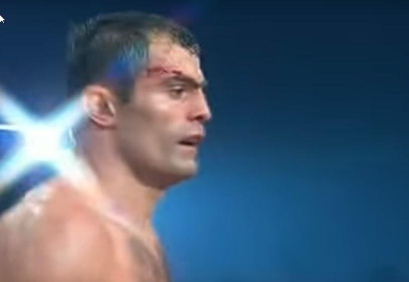 Rachim Czakijew był liczony podczas walki z Krzysztofem Włodarczykiem. /
