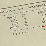 Rachunek na 652 zł za podgrzaną wodę w mieszkaniu komunalnym