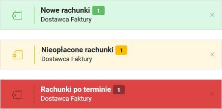 rachunki /INTERIA.PL