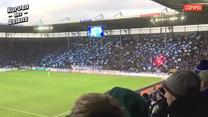 Racowisko na meczu Magdeburg - Union Berlin 1-1. Wideo