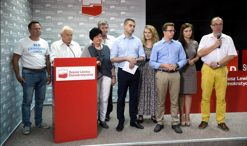Rada Krajowa SLD zdecydowała o starcie w koalicji Zjednoczona Lewica /Radek Pietruszka /PAP