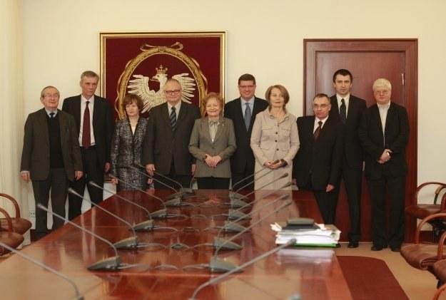 Rada Polityki Pieniężnej przed pierwszym pierwszym posiedzeniem /INTERIA.PL