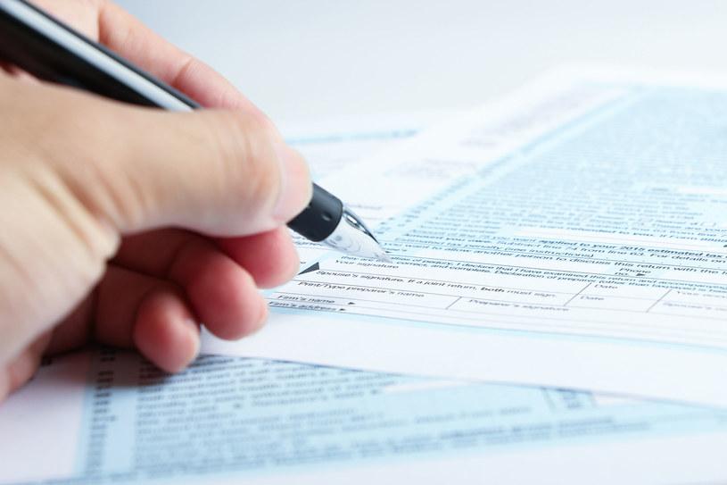 Rada Przedsiębiorczości apeluje o nowelizację Konstytucji, dzięki której zmiany podatków wymagałyby aprobaty 3/5 głosów w Sejmie /123RF/PICSEL