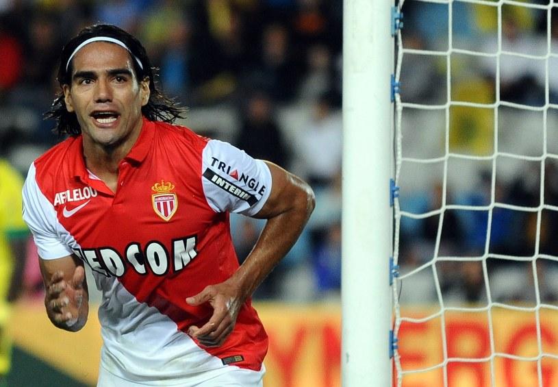Radamel Falcao będzie grał w Manchesterze United /AFP