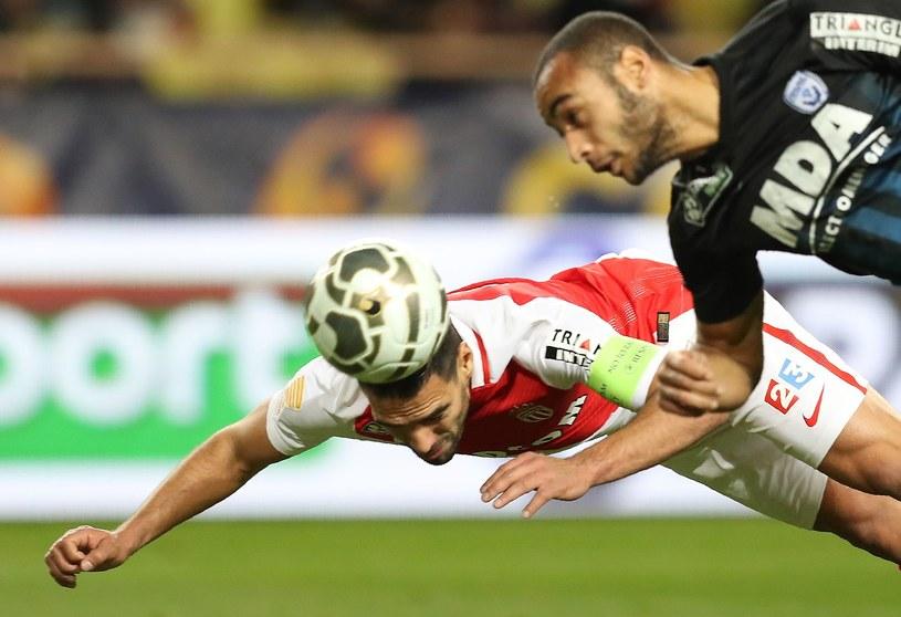Radamel Falcao jest w wybornej formie. W środę trafił przeciwko AS Nancy /AFP