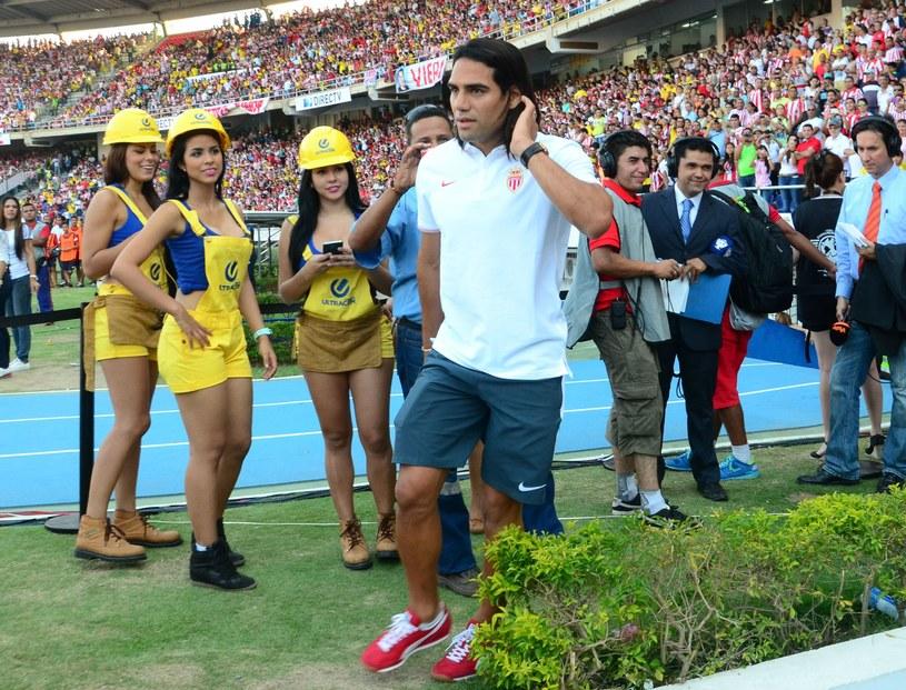 Radamel Falcao może zostać wypożyczony do Realu Madryt /AFP