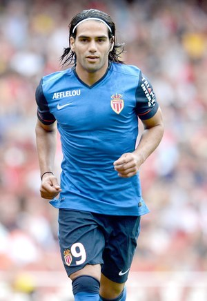 Radamel Falcao wrócił do gry po długiej przerwie
